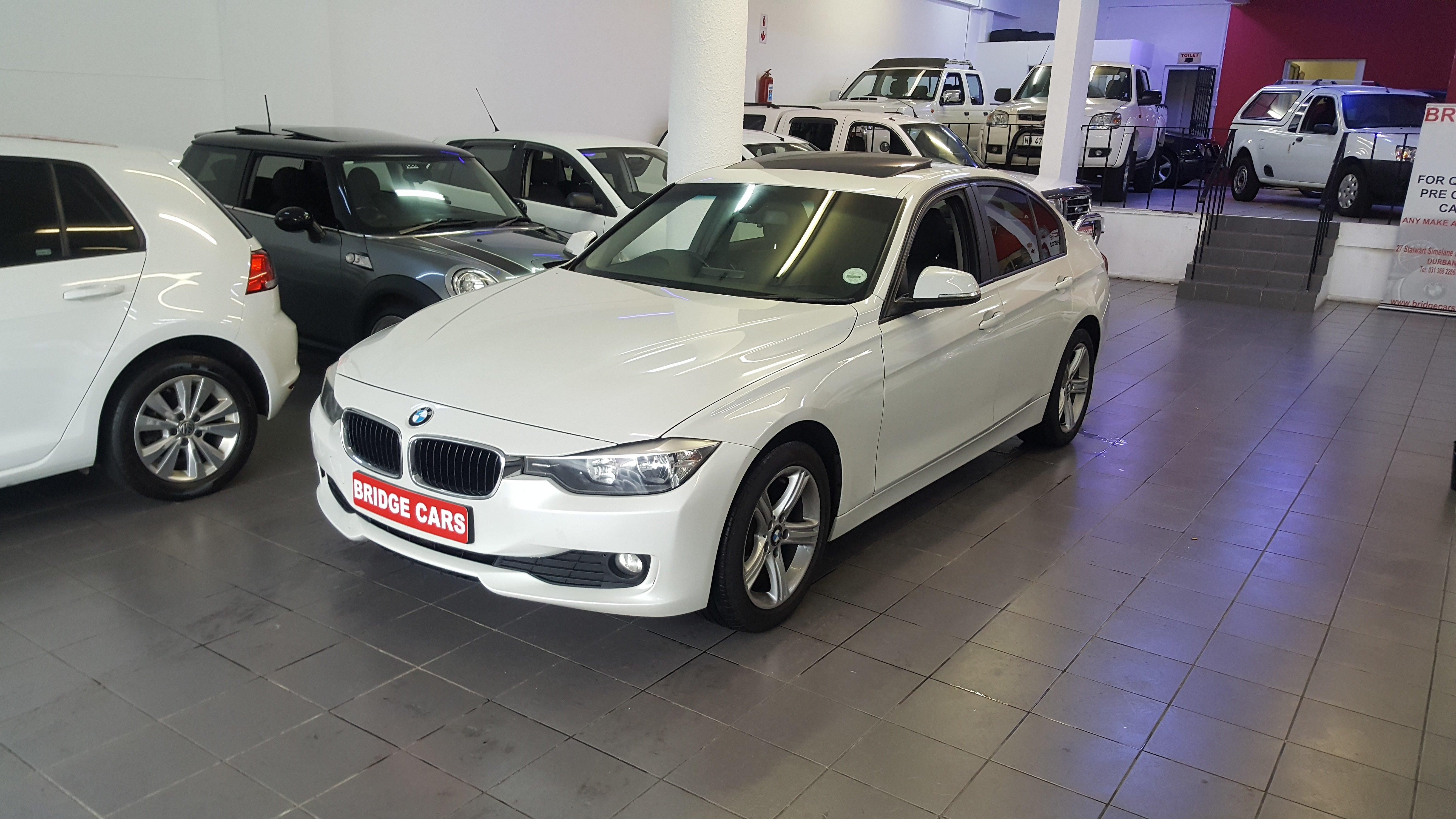 For Sale Bmw 320d F30 2012 Sedan Used Price R209990 Kwazulu