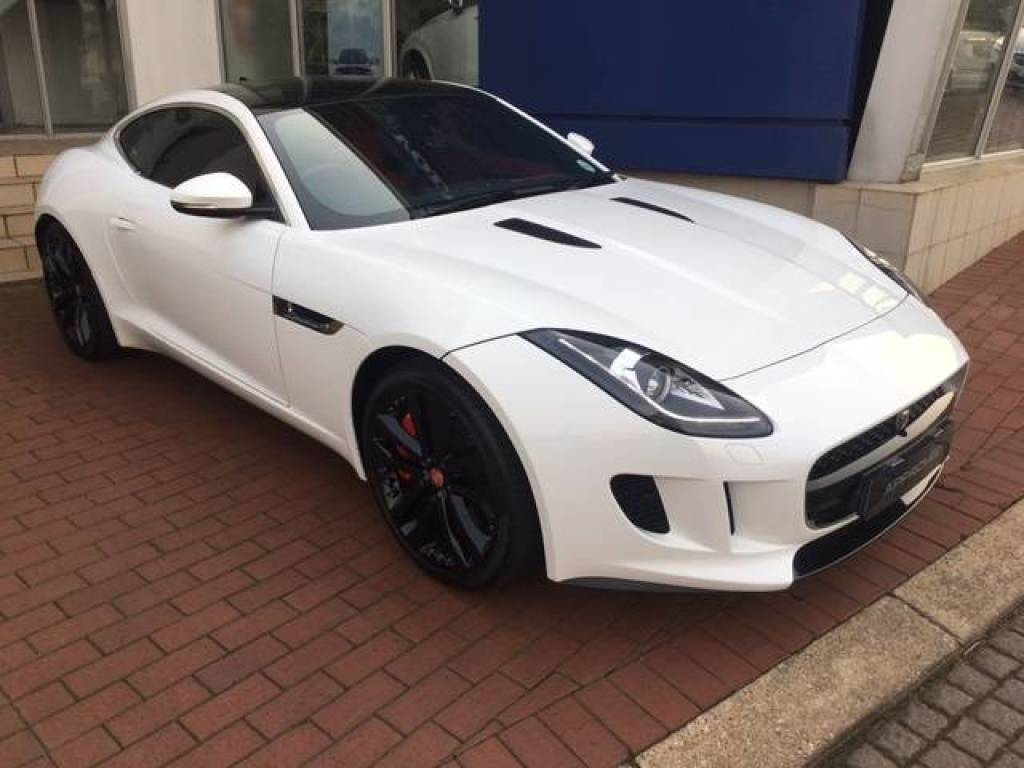 For Sale Jaguar F-type F-type S 3 0 V6 Coupe Coupe | Used