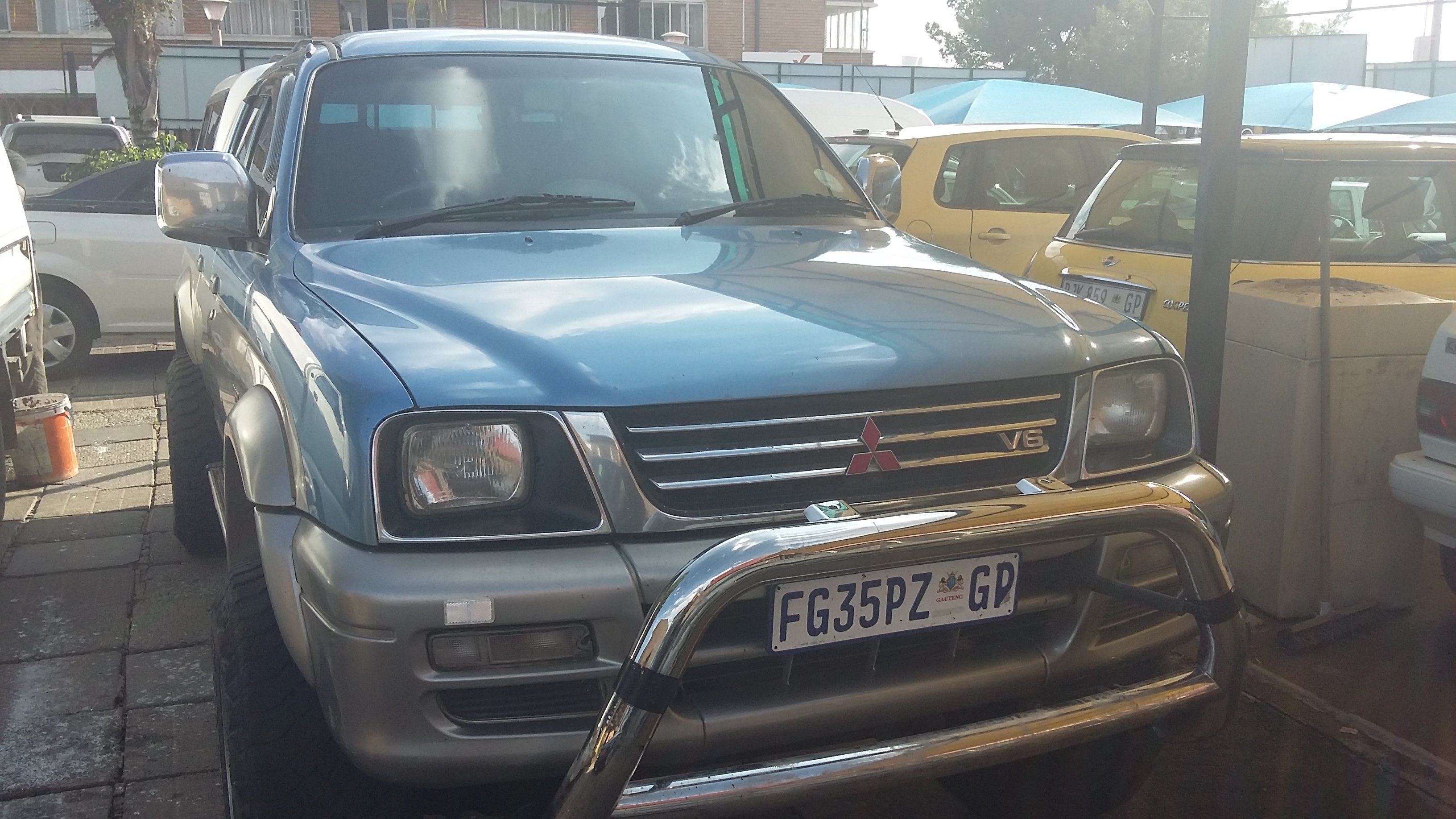 For Sale Mitsubishi Colt 3000 V6 2000 Bakkie Double Cab | Used | Price  R95000 | Gauteng
