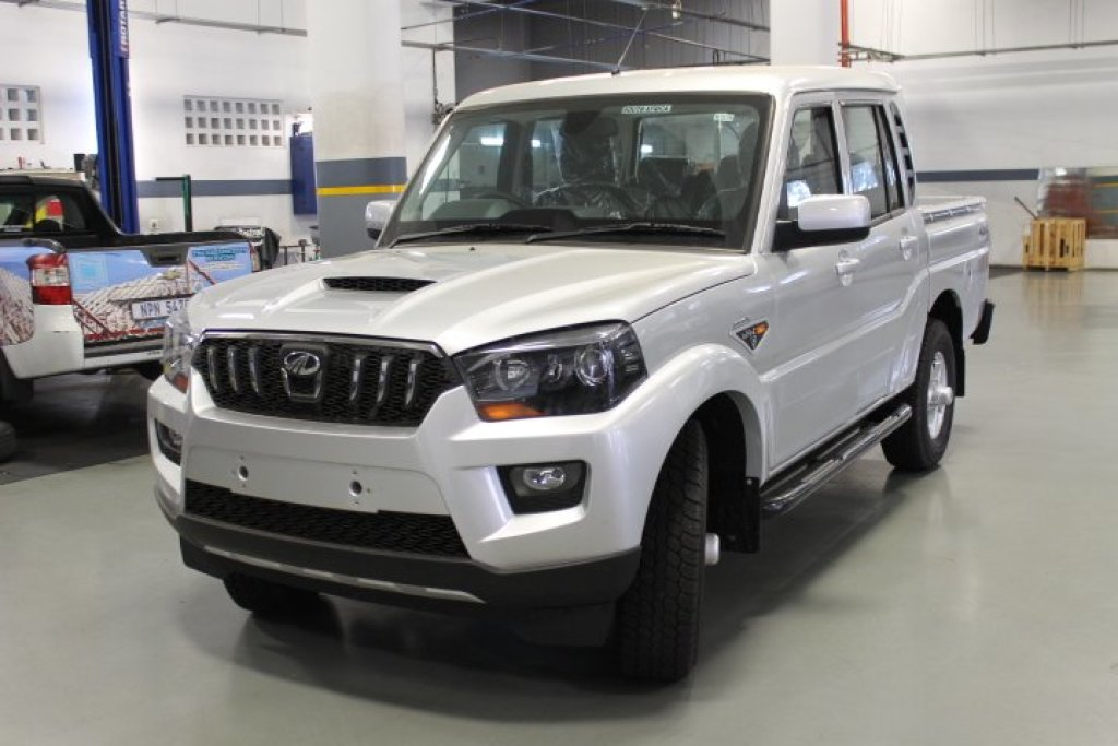For Sale Mahindra Scorpio Pik Up 2 2crde Double Cab 4x4 S10 2018
