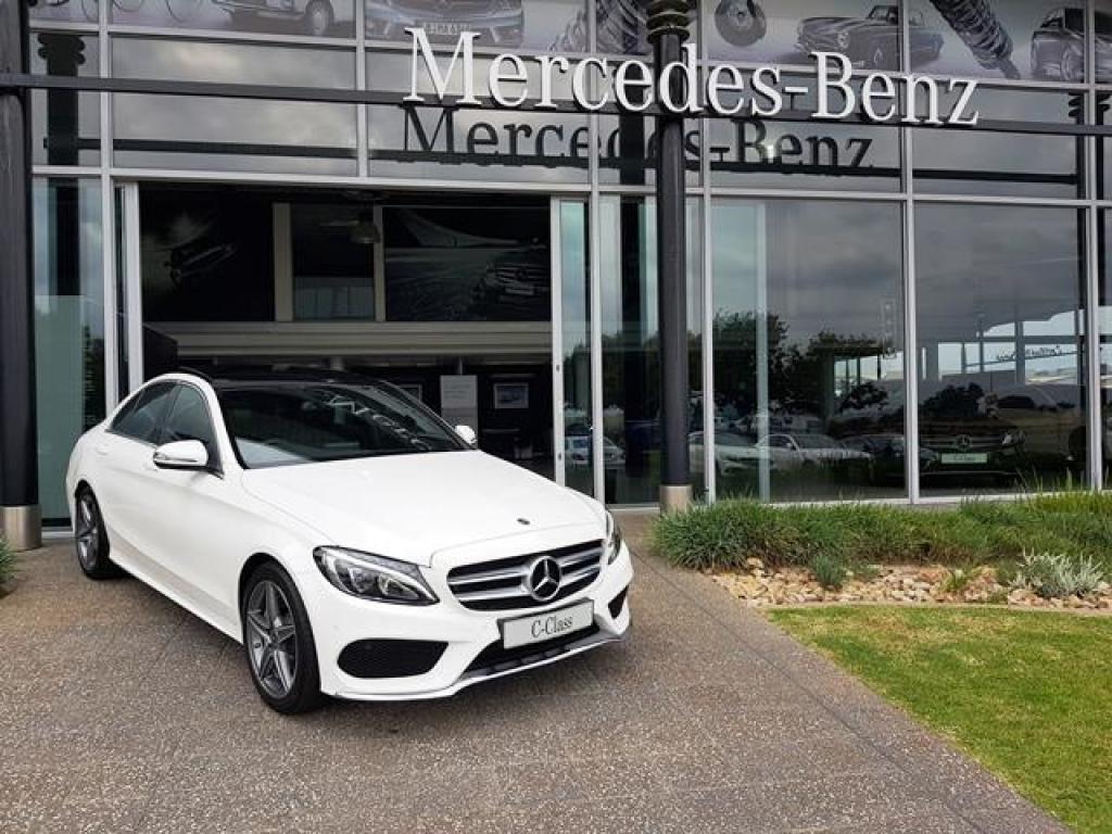 For Sale Mercedes Benz C Class C200 Amg Line Auto 2018 Sedan Used