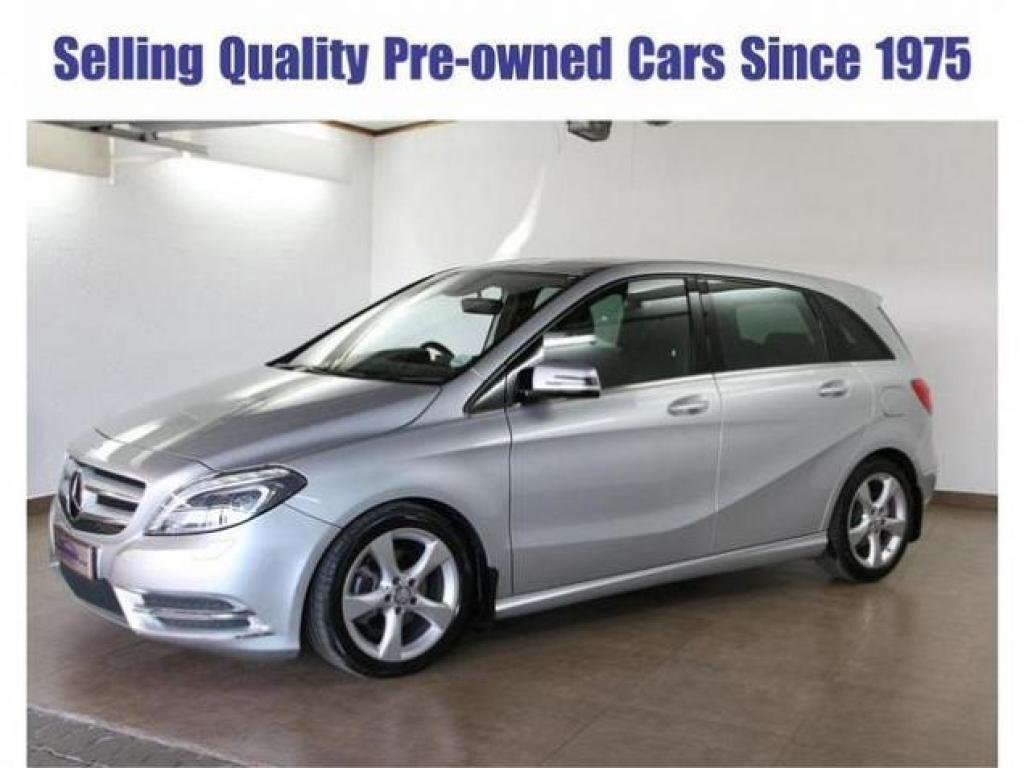 For Sale Mercedes Benz B Class B 200 Cdi Be Hatch Used Price